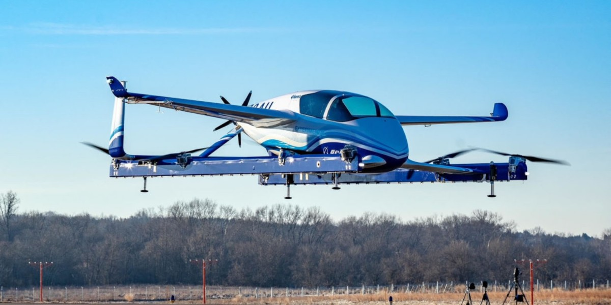 Boeing's autonomous air taxi completes its first flight