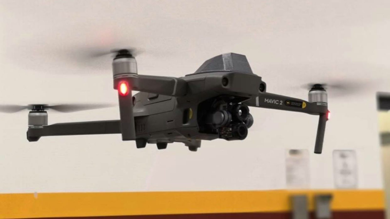 Mavic 2 Zoom FLIR Boson thermal drone - details and pricing