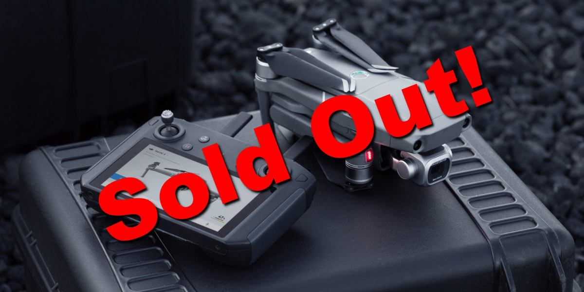 DJI Smart Controller Sells Out