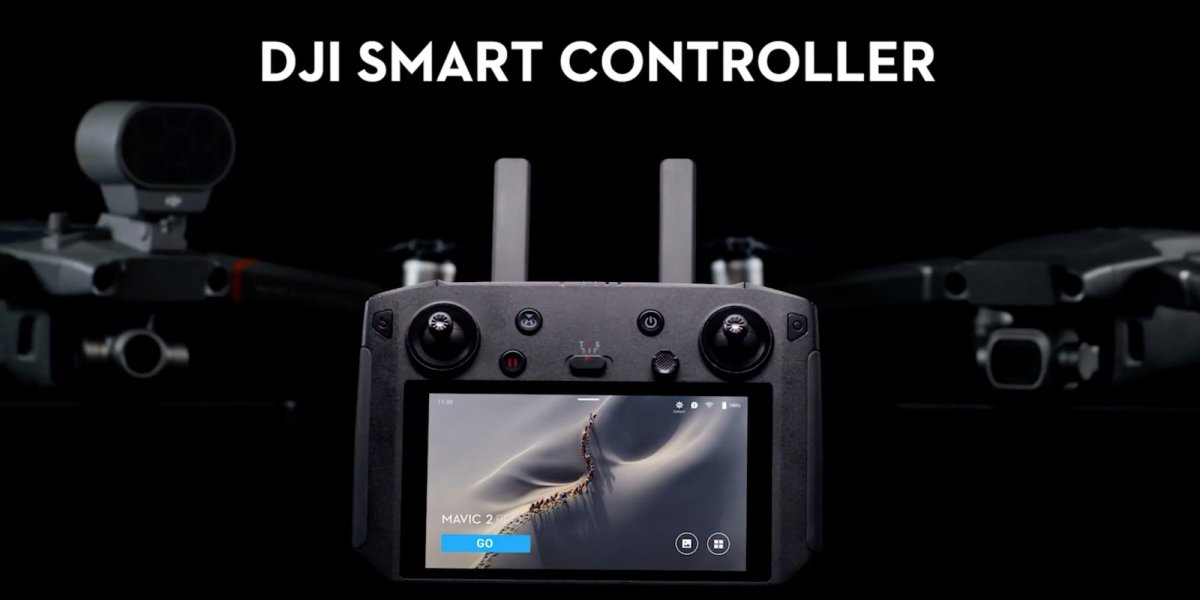 DJI Smart Controller for the Mavic 2 Zoom, Pro and Enterprise to be launched at CES 2019?