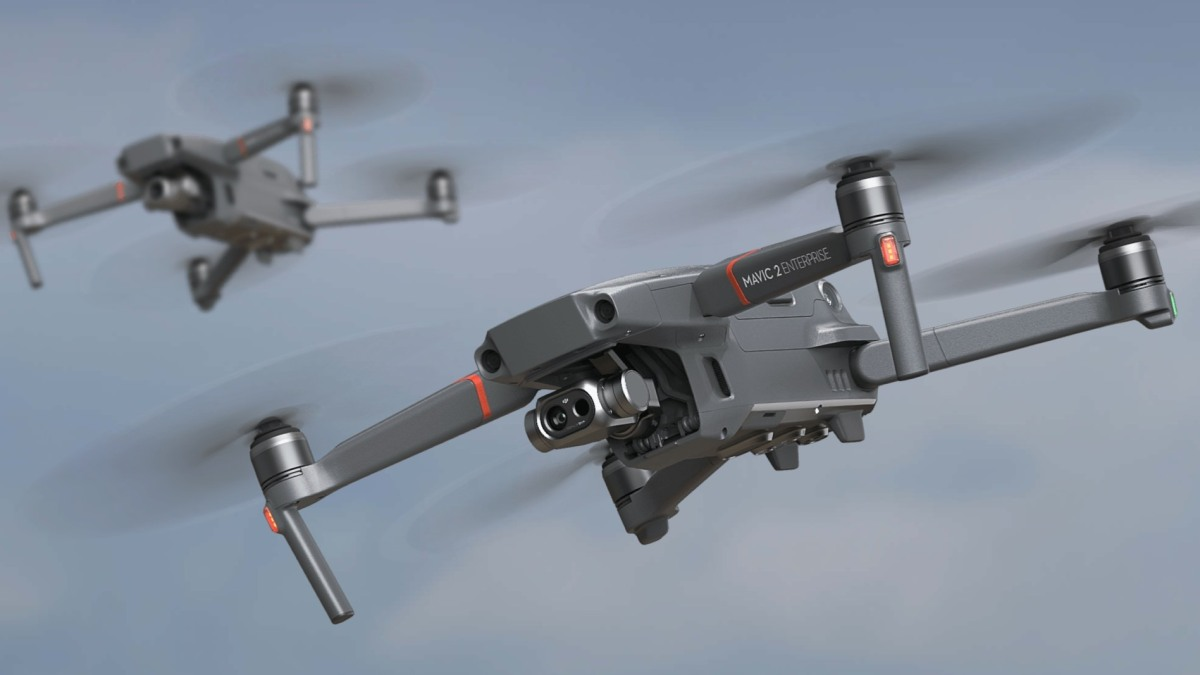 DJI announces upgraded support program for enterprise customers in North America