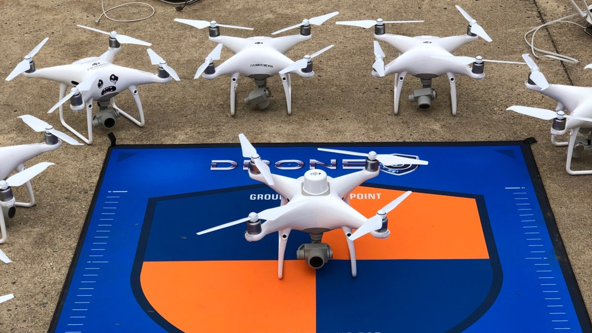 Drone mapping expert weighs in on DJI Phantom 4 RTK firmware update