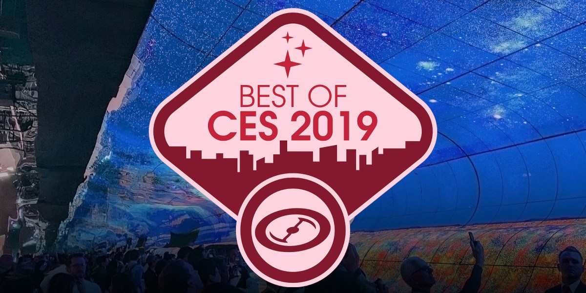DroneDJ's Best of CES 2019 Awards: DJI Smart Controller, Draco 4x4 and more