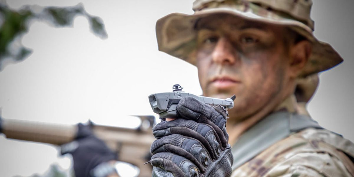 FLIR Systems awarded $89M contract from French armed forces