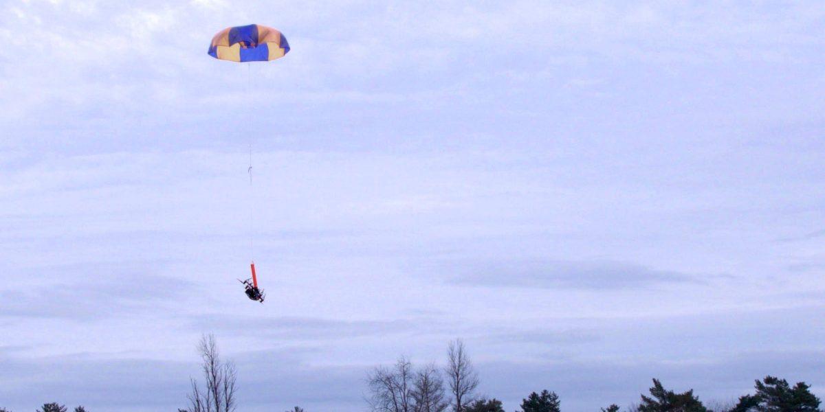 Indemnis Nexus Parachute for DJI drones meets stringent new safety standard 3