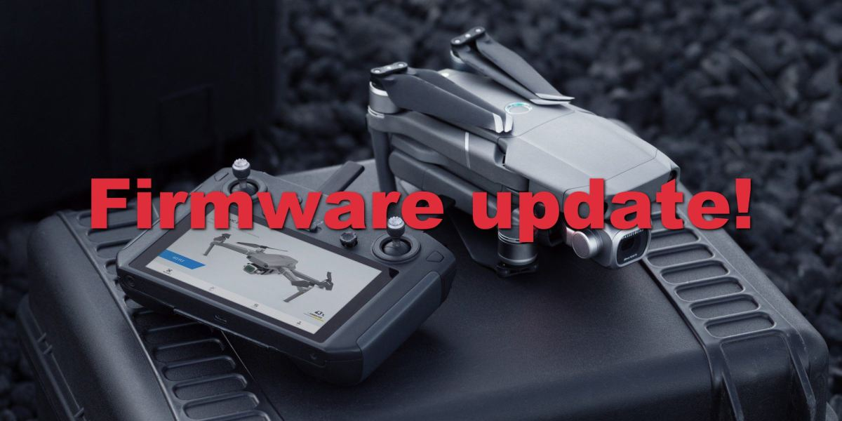 Newly introduced but out of stock DJI Smart Controller gets firmware update