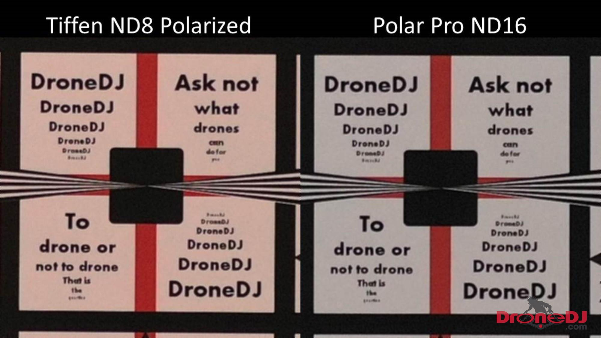 Polar Pro and Tiffen Compare