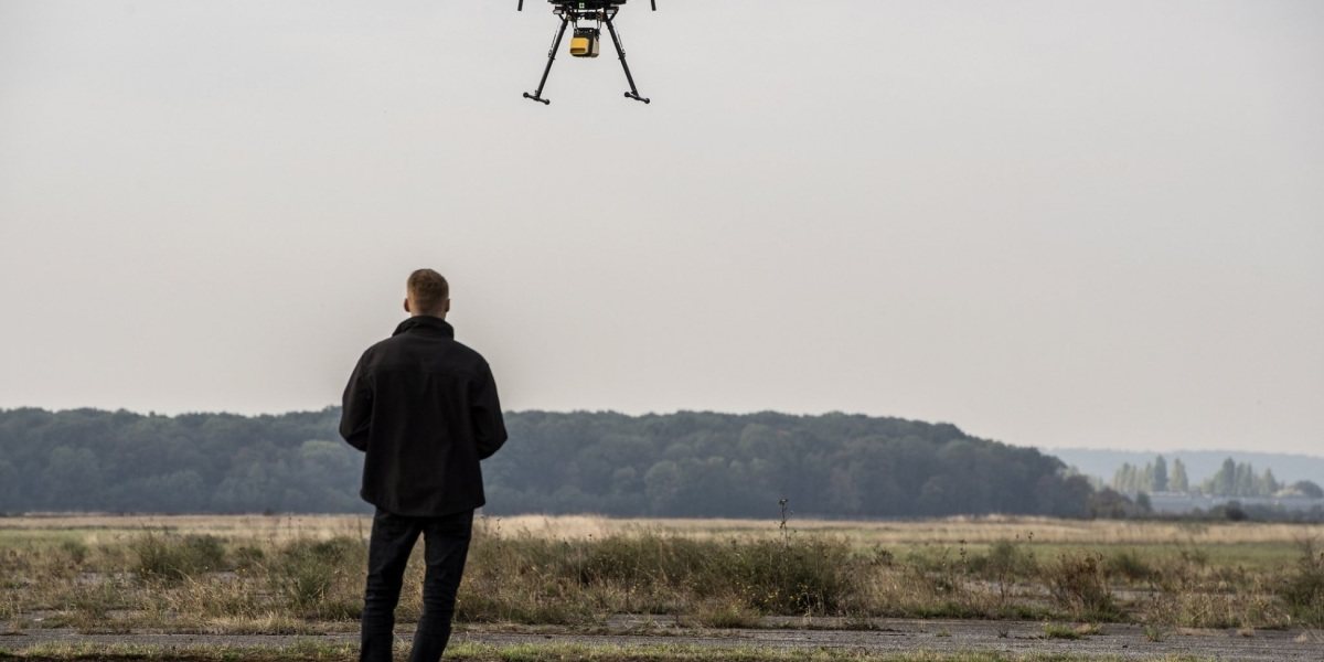 Project Safir aims to set rules commercial drone operations in Europe