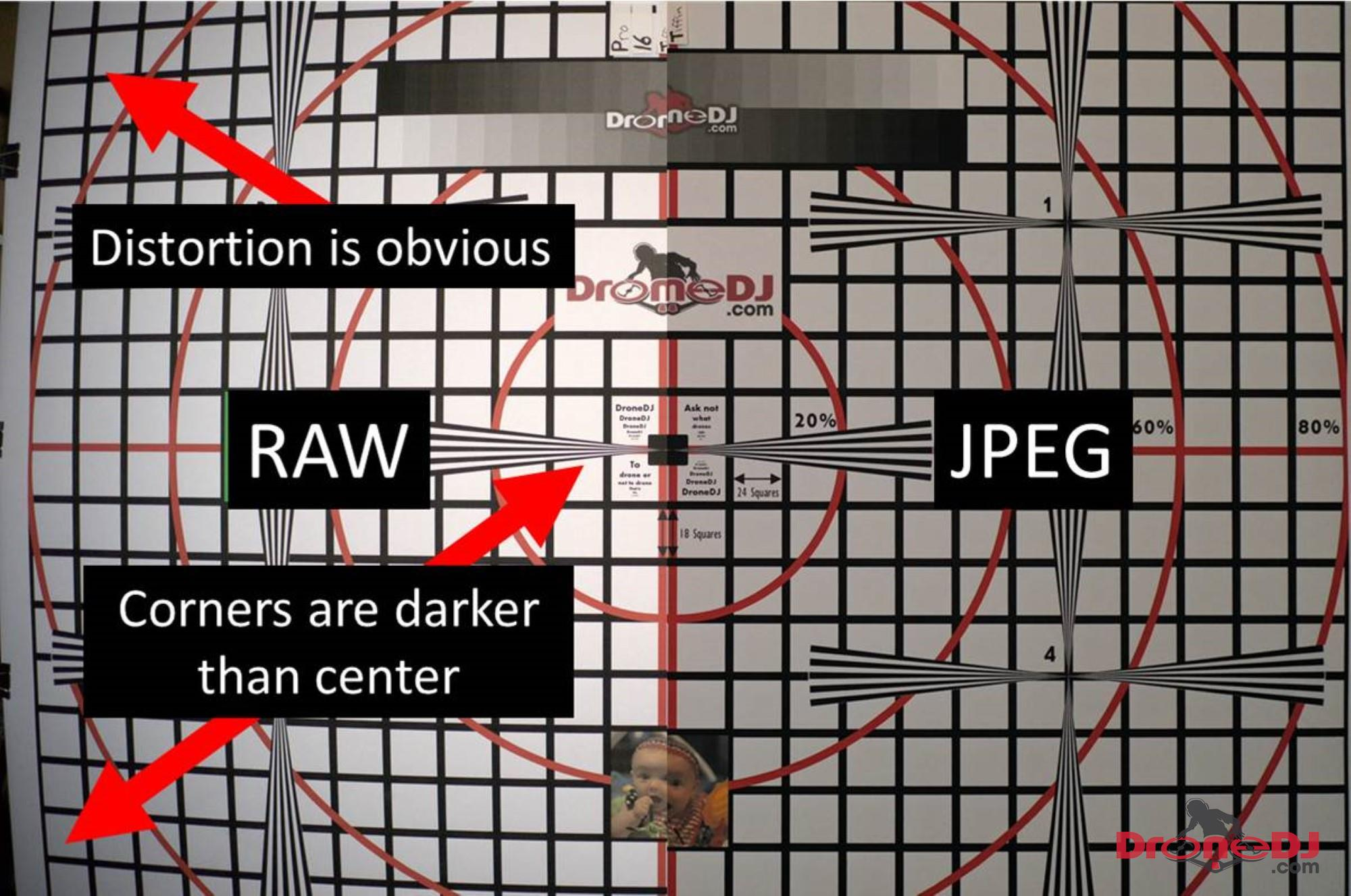 RAW JPEG Comparison