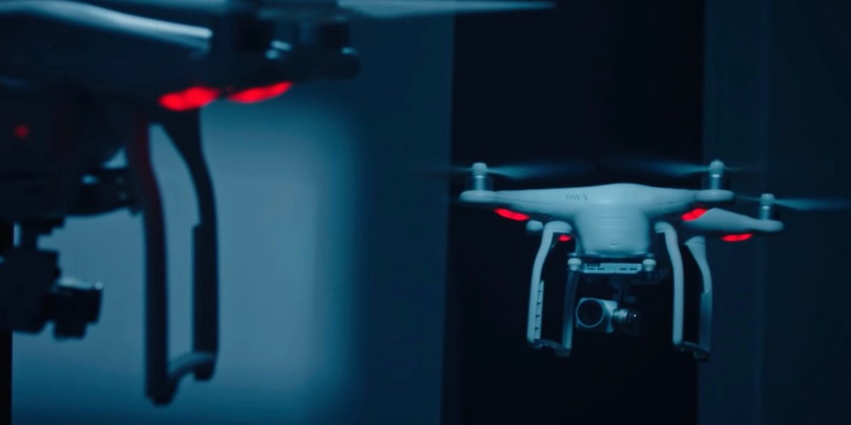 The Drone - a movie about a possessed drone