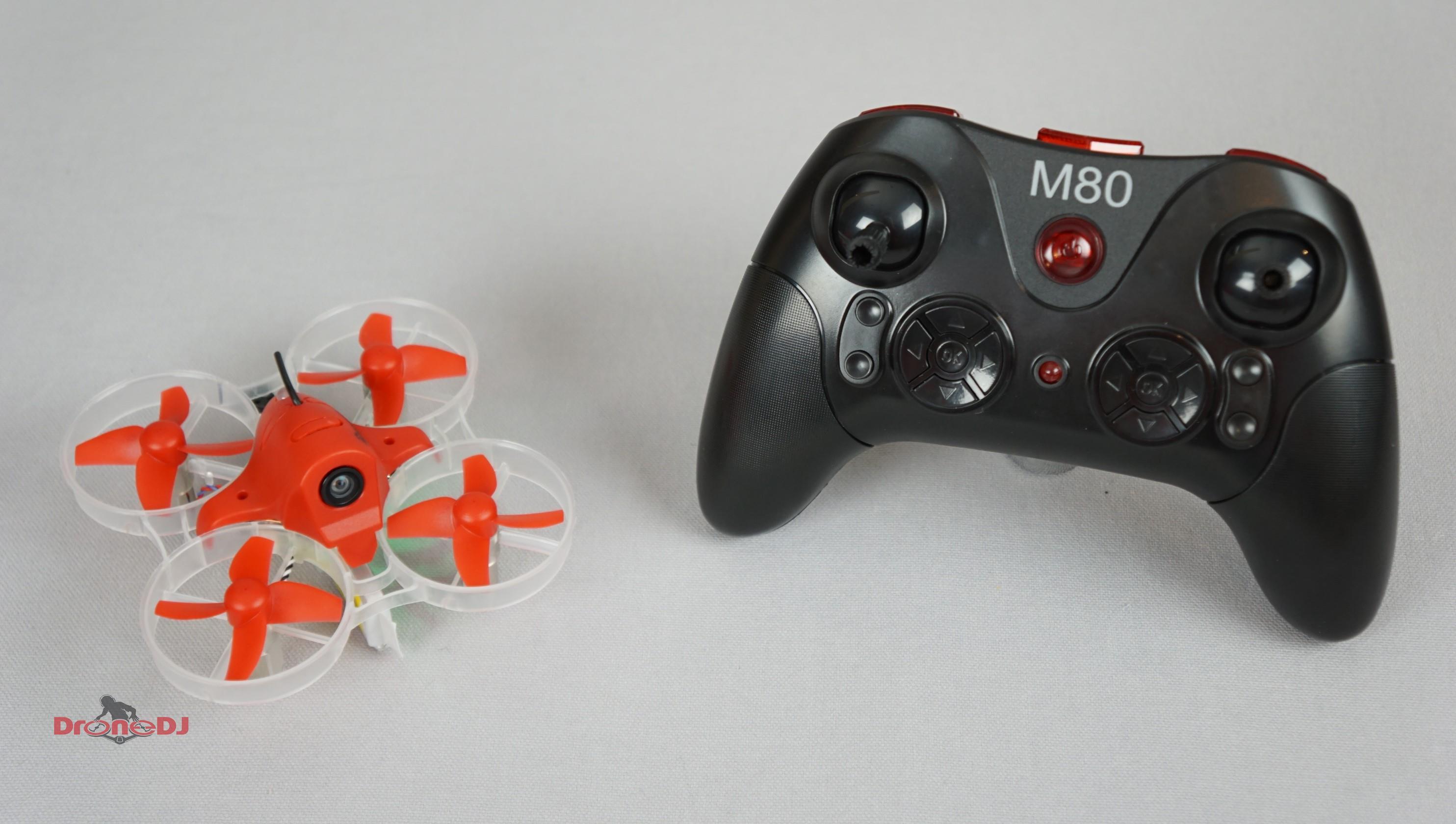 Eachine M80 fpv drone