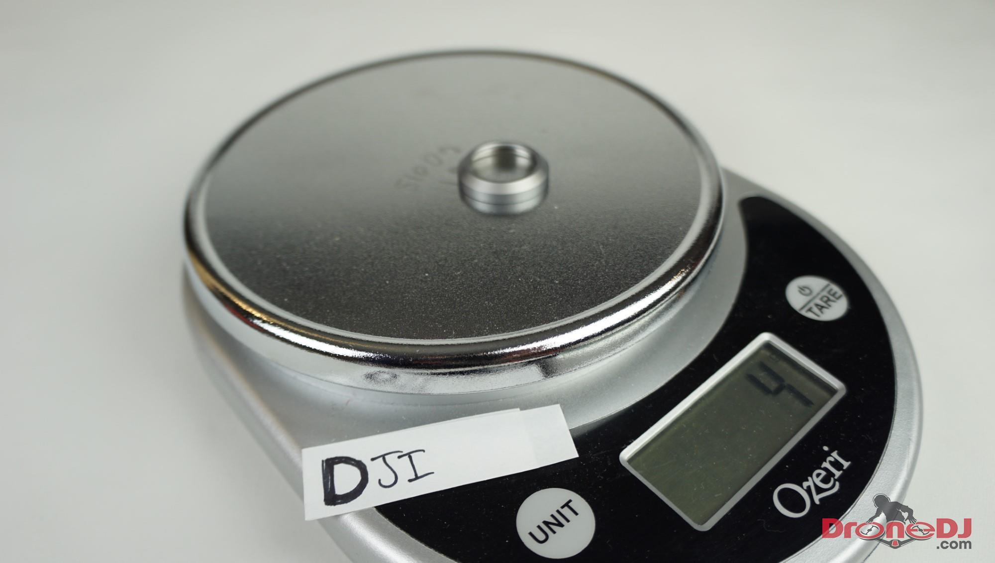 mavic 2 filter weight