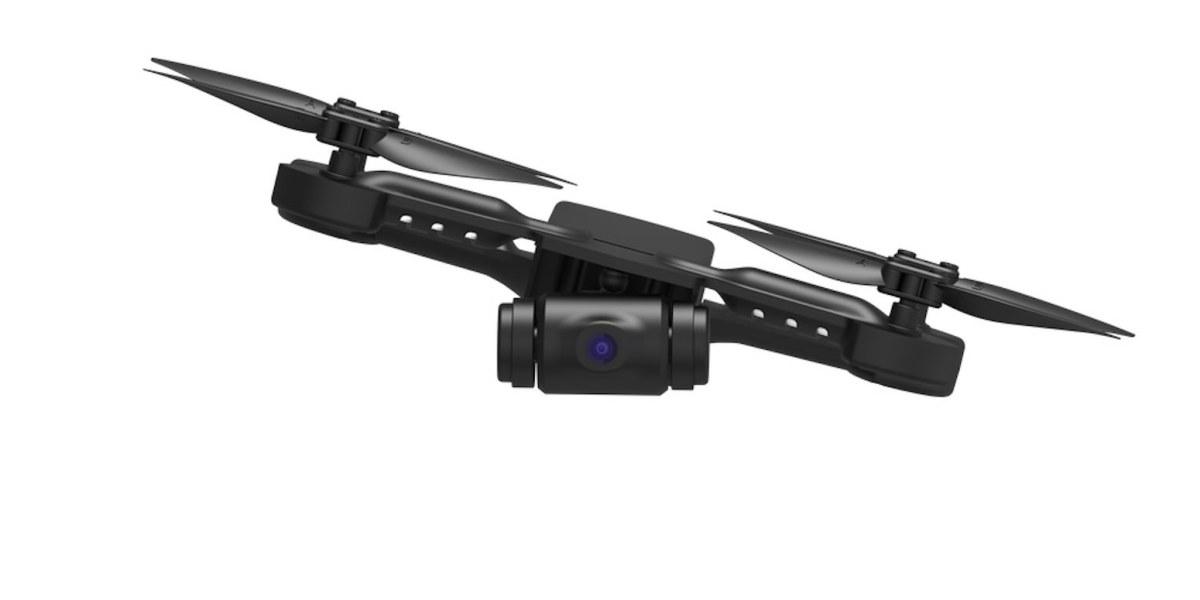 microdrone 4.0 Gimbal_stabilised