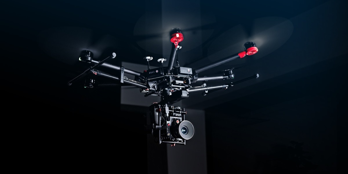 DJI Matrice 600 - DJI releases new firmware update for M600 and M600PRO