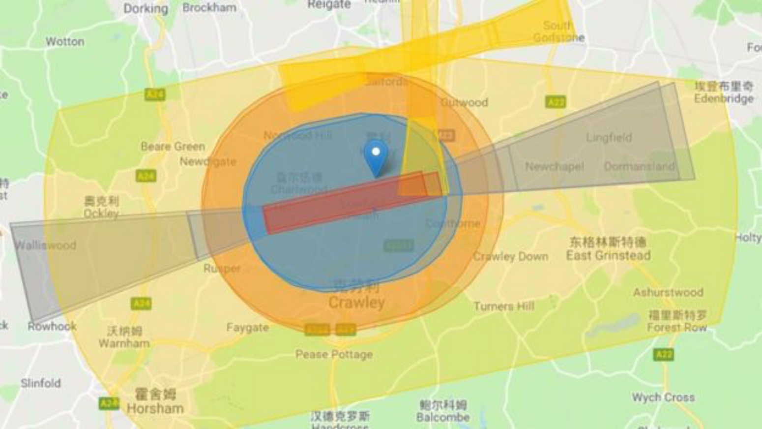 DJI rolls out Geofencing 2 0 to airports in 32 European