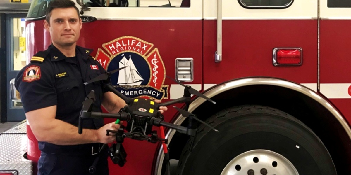Drones are more than just a toy for Halifax firefighters