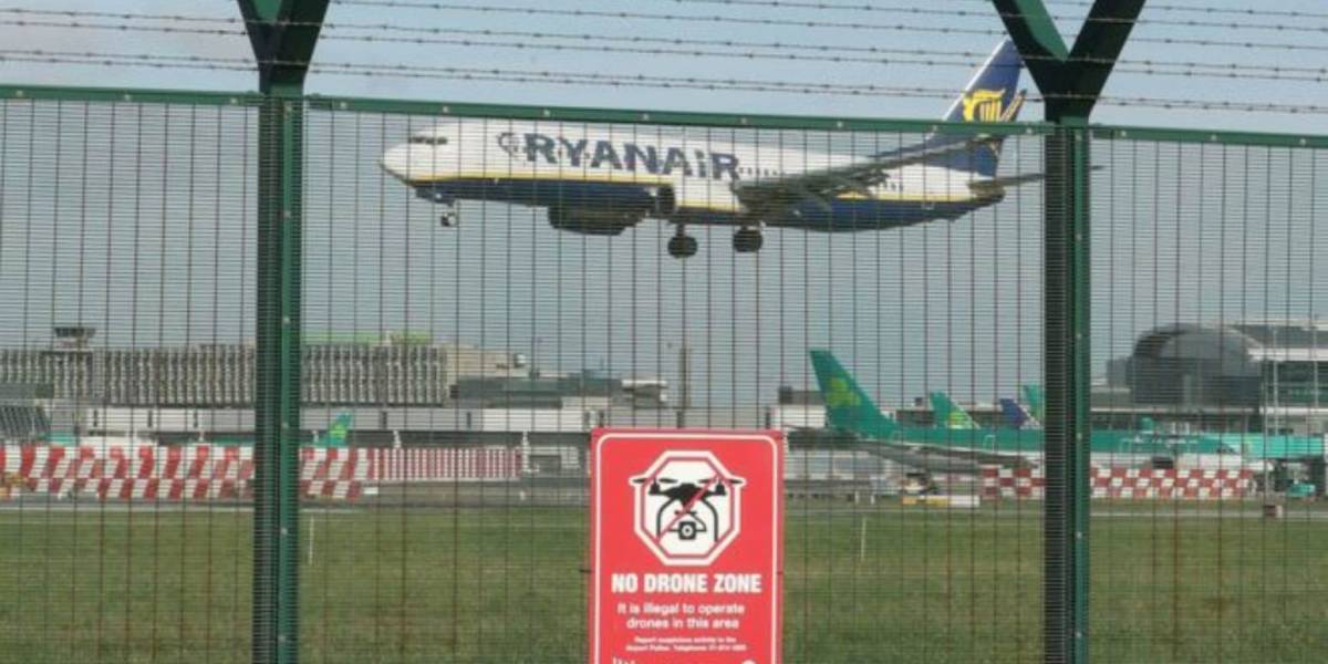 Dublin Airport flights halted after absolute definite sighting of a drone
