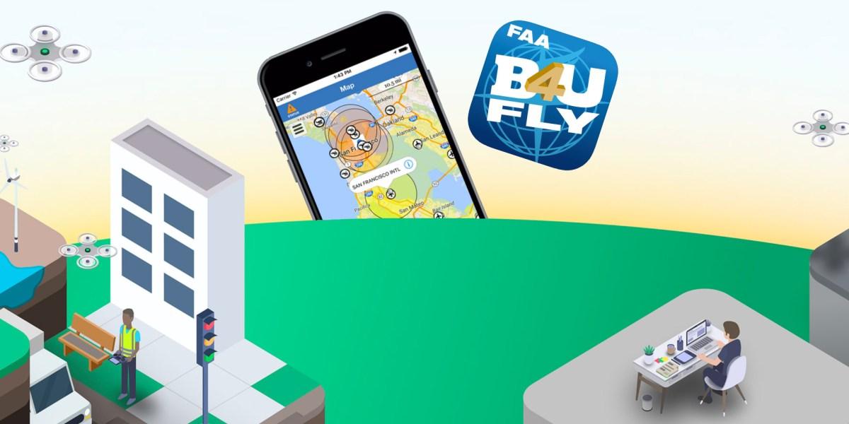 FAA partners with Kittyhawk: new B4UFLY app on the horizon
