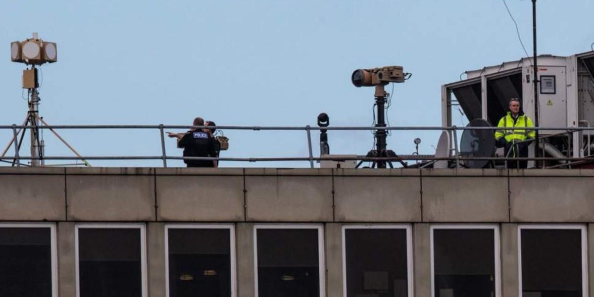 Gatwick drone chaos 'was an inside job'