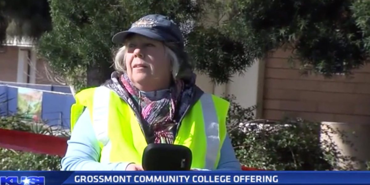 Grossmont Community College offers free course in drone piloting