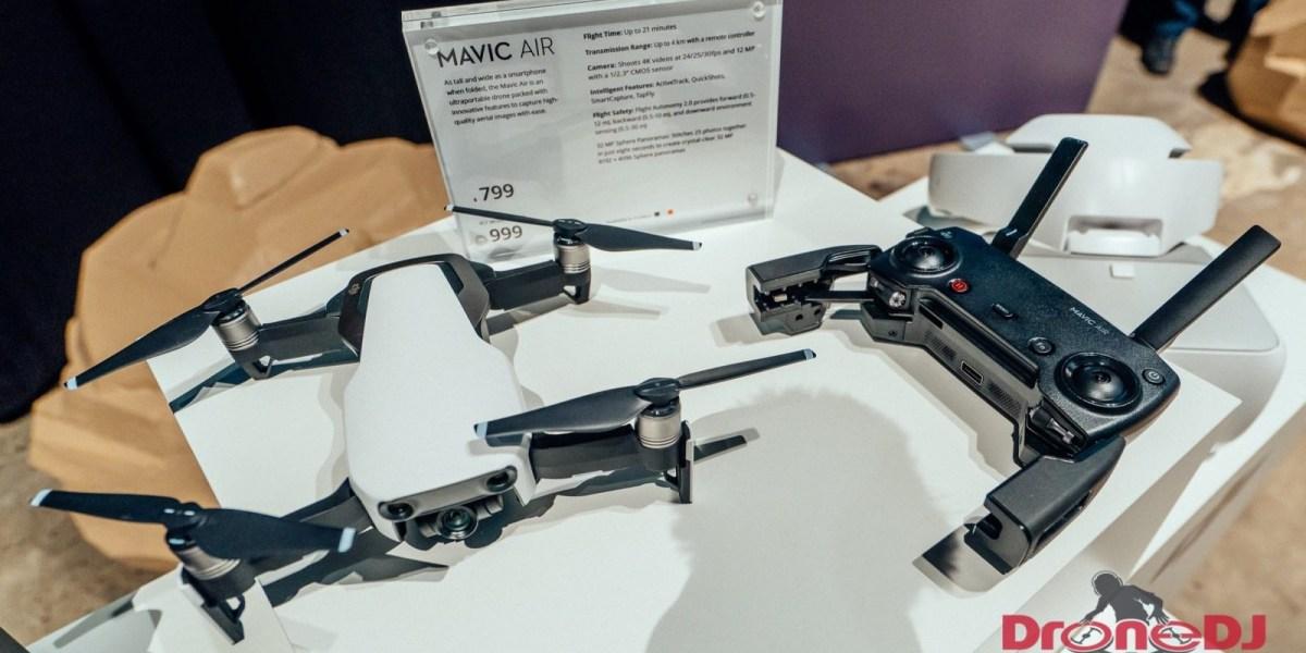 Mavic Air firmware update
