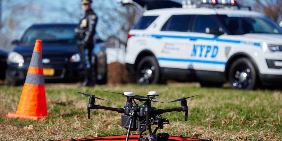 New York Police Department wants authority to take down drones