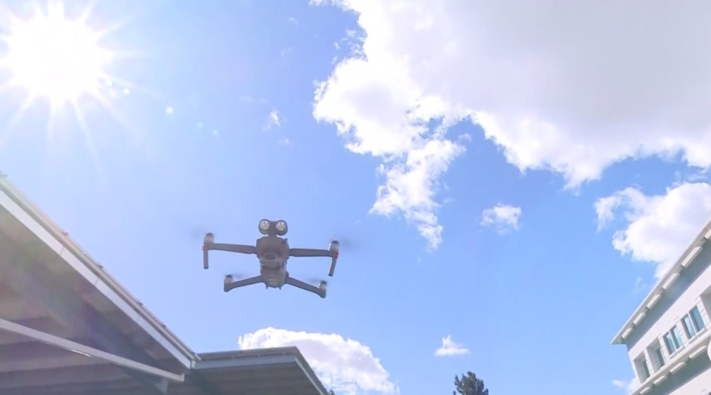 Fremont Police use DJI Mavic 2 Enterprise Dual with FLIR thermal camera to find missing teen