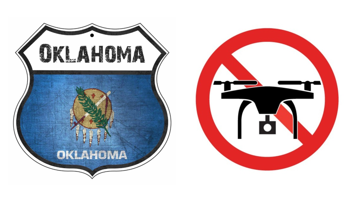Oklahoma is considering drone restrictions for hobbyist drone pilots