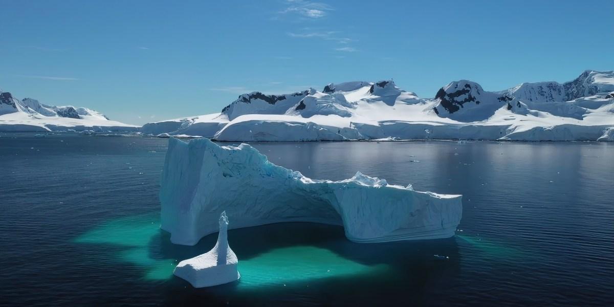 DJI Mavic 2 Pro review in Antartica