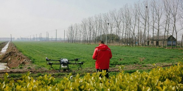 DJI shifts focus to agriculture as consumer drone sales slow