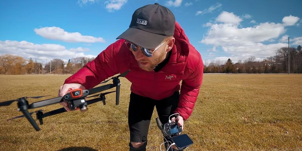 Matti Haapoja reviews the Autel Evo drone [video]