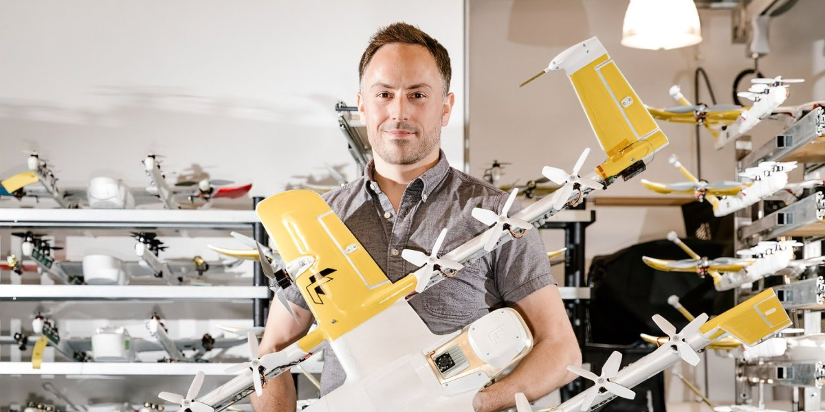 NYT: Skies aren't clogged with drones, yet