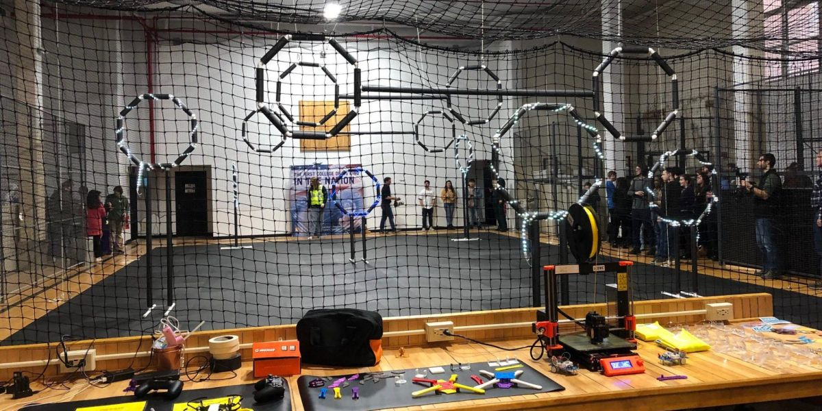 New drone flight research center opened at UAlbany