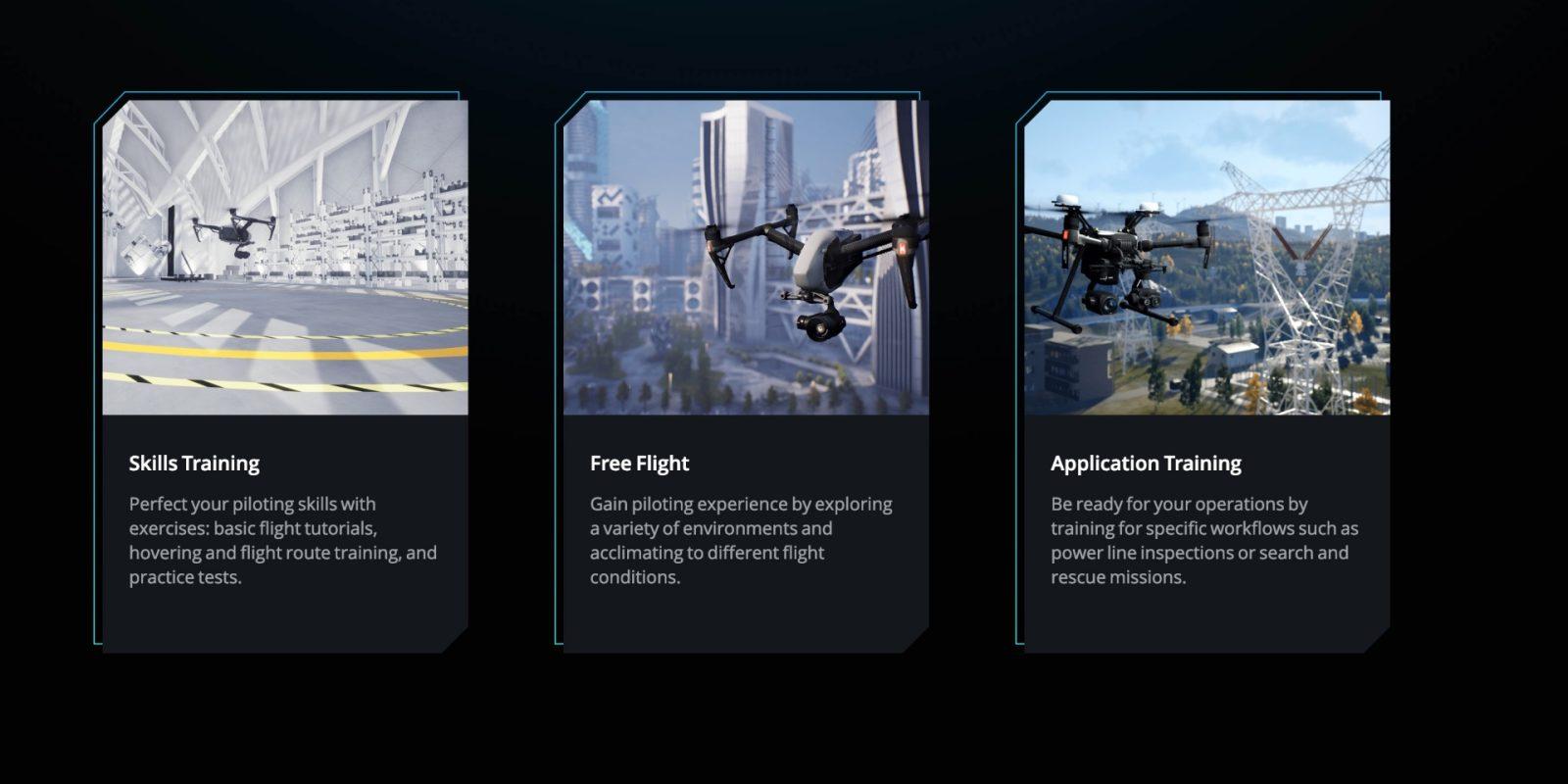 DJI Flight Simulator software - DJI releases new version