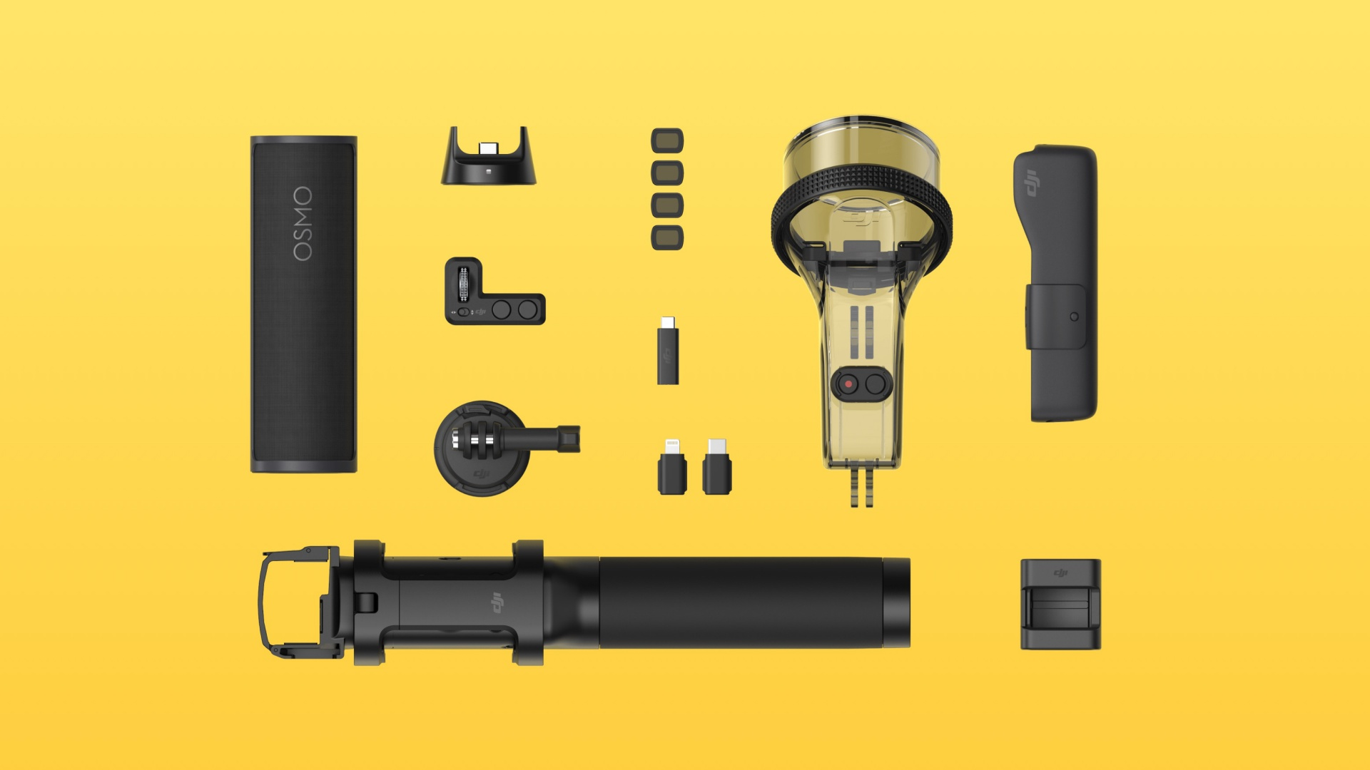 DJI Osmo Pocket accessories are back in stock