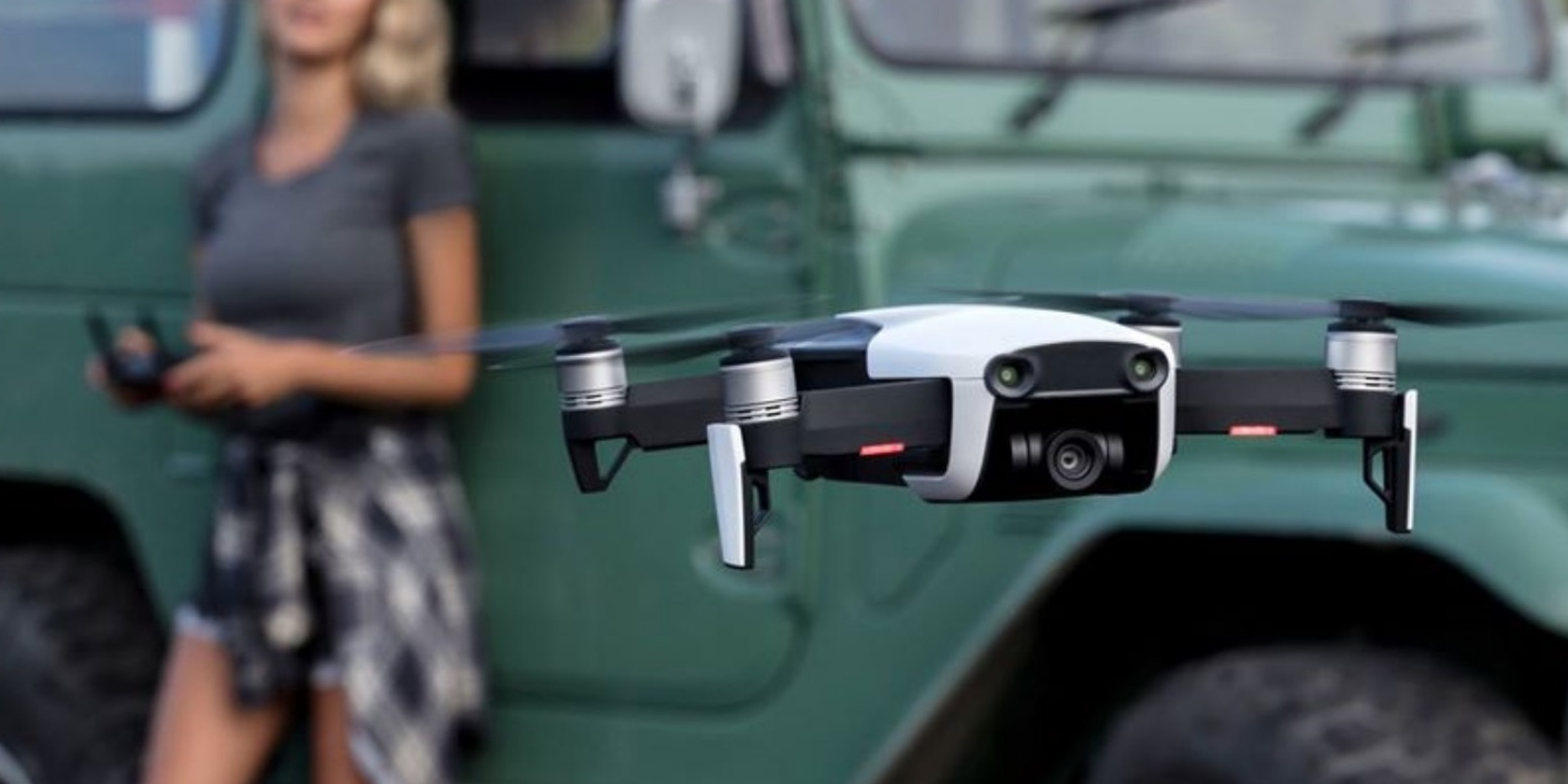 DJI releases new firmware update for the DJI Mavic Air - DroneDJ