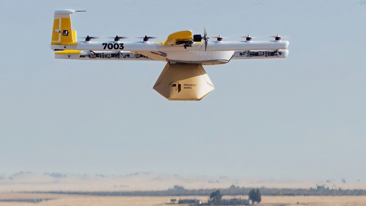 FAA to award first drone delivery service license next month