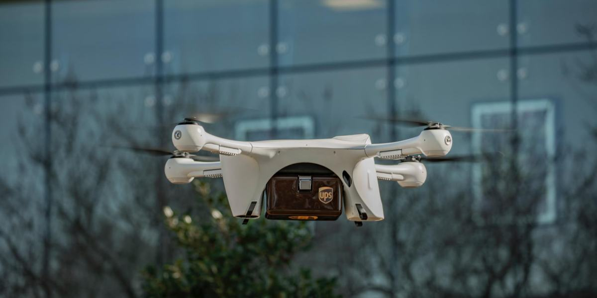 UPS and Matternet are using drones to deliver medical samples