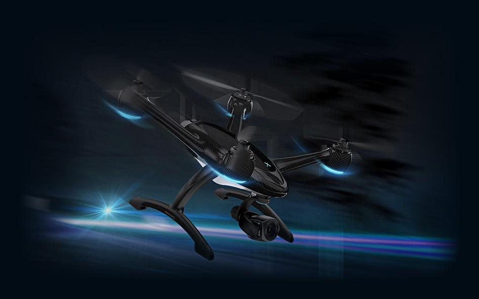 evolve drone