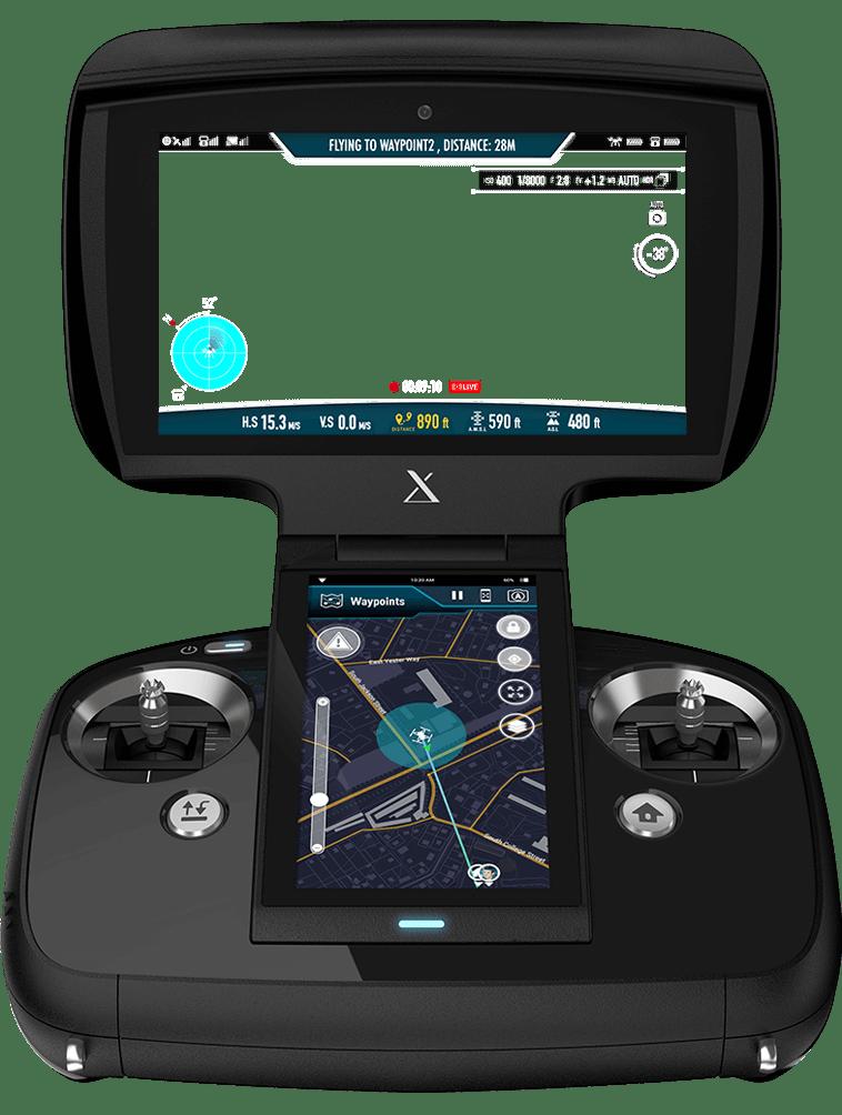 xdynamics evolve ground station remote