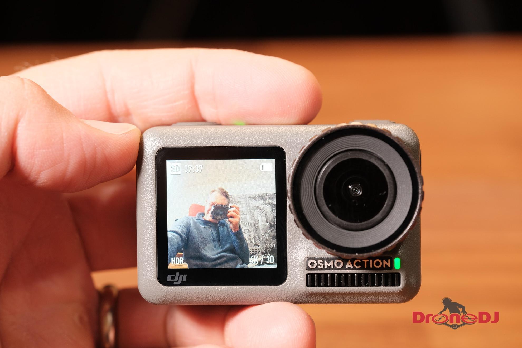 DJI Osmo Action camera DroneDJ 0003