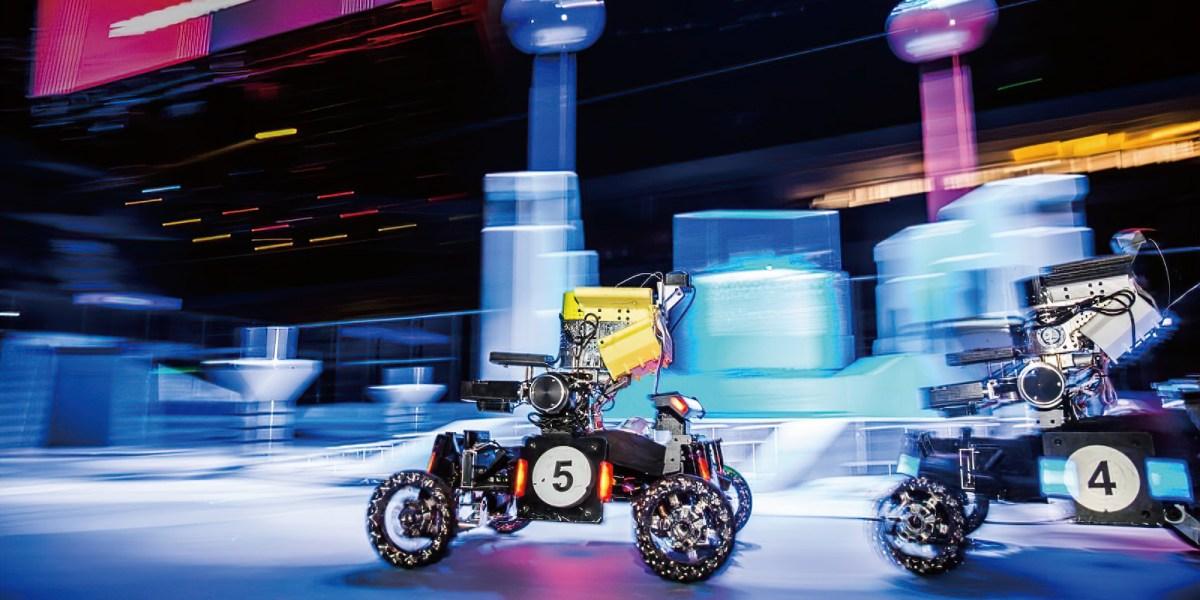 DJI To Hold RoboMaster AI Challenge on May 20-22