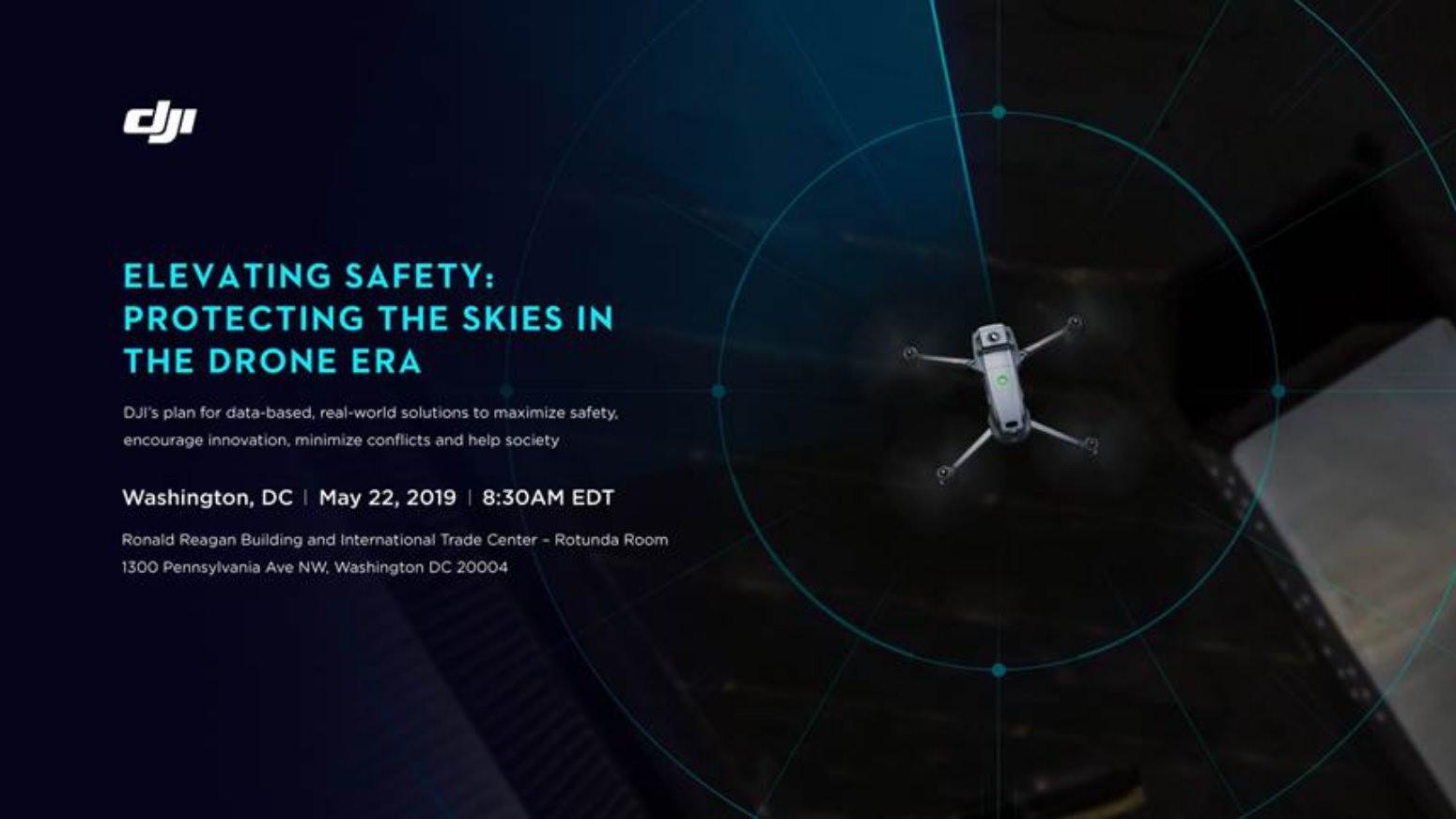 New Dji Drone 2020 DJI will include ADS B receivers in all DJI drones over 250 grams