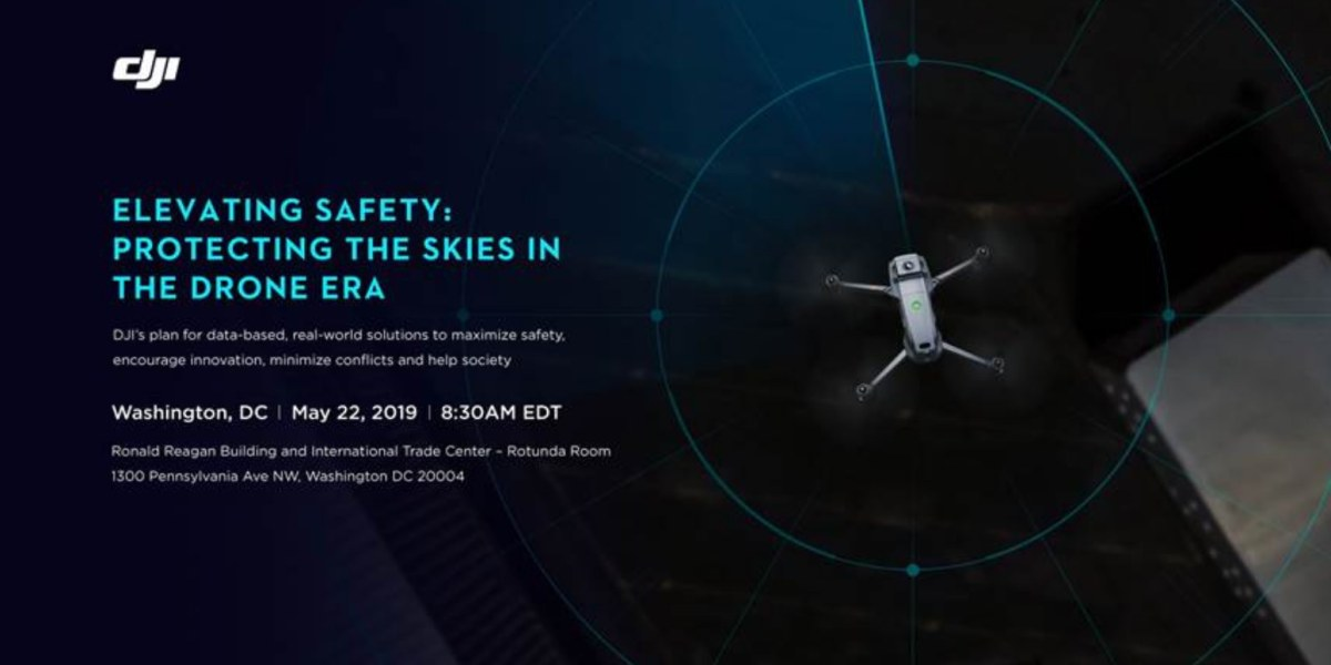 DJI introduces new features for drones