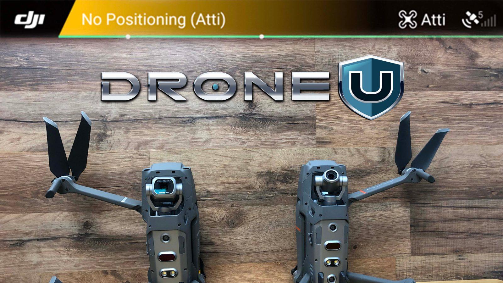 Hack your Mavic 2 Pro to Acquire Attitude Mode - DroneDJ