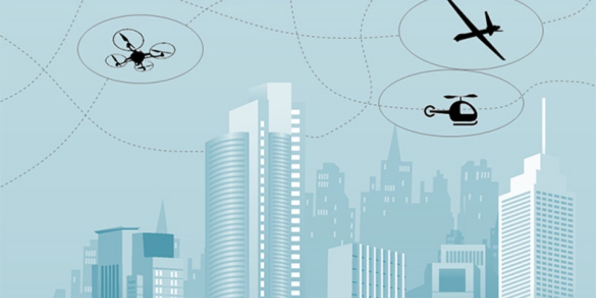 Successful test City-ATM (Unmanned Air Traffic Management) system in Germany
