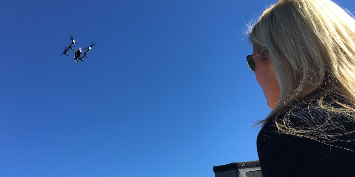 Hobby drone pilots not allowed to fly in controlled airspace by FAA