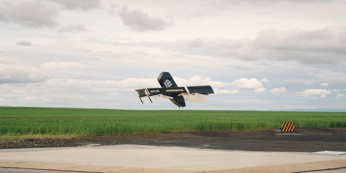 Amazon Prime Air latest drone Amazon flight simulator drones