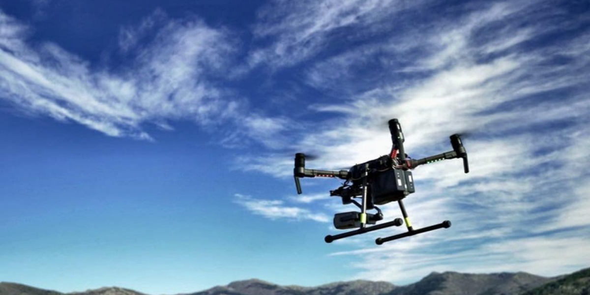 Autonomous drones to fight wildfires tested in Spain