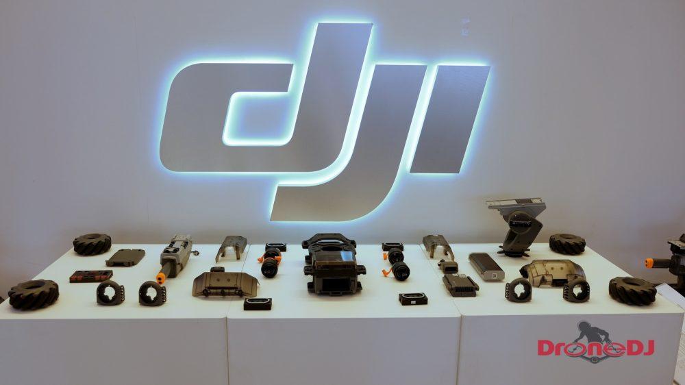 DJI RoboMaster S1 accessories